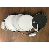 China Side Lighting Led Round Ceiling Light , 18w 3000k Dimmable Led Light Panel on sale