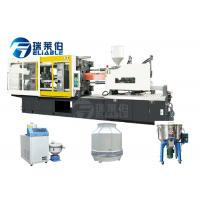 Cheap Manual PET Preform Injection Molding Machine 4.5 X 1.6 X 1.7 M Dimension for sale