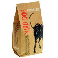 Food Pouches Packaging Kraft Paper Bags For Coffee 0.019mm - 0.5mm Thickness