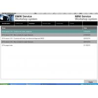 Quality Programming BMW Diagnostics Tool Software ISIS ISID for BMW ICOM A1 A2 wholesale