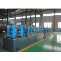 Quality High Speed Tube Mill Machine / Steel Pipe Machine CE ISO Approved wholesale