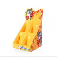 Buy cheap Carton Paper Retail Counter Display Box For Retail Shop / Supermarket from wholesalers