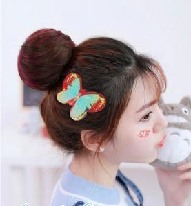 Buy cheap Custom Designs Baby Girls Hair Velcro Pad , Newborn Velcro Hair Bows product