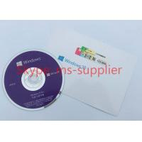 Quality Brand New Windows 10 Proffesional OEM Genuine License Key DVD / USB With Korean Language wholesale