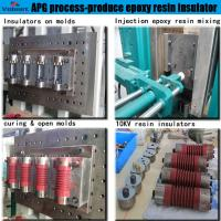 Quality best selling automatic hydraulic press moulding machine for Combination Instrument Transformer wholesale