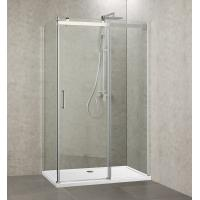 "Quality 34'' D x 48'' W x 76"" H Inch Frame Sliding Shower Enclosure  for bathroom wholesale"