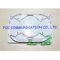 Quality Fiber Optic Patch Panel 4 Port Fiber Terminal Box Full Loaded With Adapters and Pigtails wholesale
