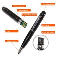 Quality cheap spy camera pen wholesale high quality spy camera pen  hidden micro camera mini dv dvr video camera made in china wholesale