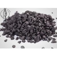Quality Industrial Black Color Electrically Calcined Anthracite ECA Coal Granulars Type wholesale