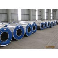 Cheap Full Hard Spangle Hot Dipped Galvanized Steel Coils ASTM A653 / Q195 / SGC490 for sale