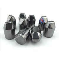 Quality Long Lifetime Cemented Carbide Buttons With High Impact Toughness wholesale