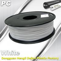 Quality PC Filament 1.75mm and 3mm For 3D Printer Filament High Temperature Resistant wholesale