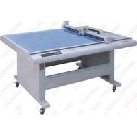 China coated paper sample computer cutter machine on sale