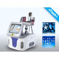 """Quality 10.4"""" Touch Screen 650nm / 75mW 60Hz Lipo Laser Treatment Fractional RF for body slimming wholesale"""