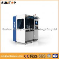 Quality 600*400mm Cutting Size Fiber laser cutting machine with laser power 500W wholesale