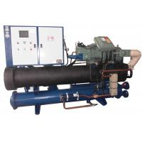 Quality High Efficiency Low Temperature Chiller With Control Panel , Water Pump wholesale