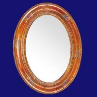Quality 4044 Classic Dressing Glass with PU Frame wholesale