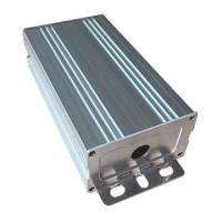 Quality 50x29mm Metal Aluminum U Channel Extrusions , Led Aluminum Extrusion Driver Enclosure wholesale