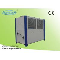 Quality Air Cooled Industrial Water Chiller Sheet Metal Housing Printed Material wholesale