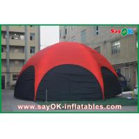 China Picnic Firm 3M Huge Air Inflatable Tent Party With Oxford Cloth on sale