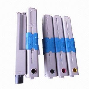 China Laser Printer Compatible Color Toner Cartridges for OKI C310 on sale