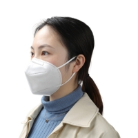 Quality Anti Pollution BFE 95% Dustproof KN95 Face Mask wholesale