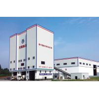 China cement silos top mounted ISO9001 certificate stationary concrete mixing plant for sale on sale