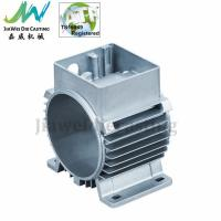 Quality Recyclable Aluminum Motor Housing , Die Casting Aluminum Gear Box Bracket wholesale