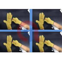 China F-12 Aramid Cut And Puncture Resistant Gloves For Military Training And Combating on sale