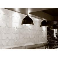 Cheap Vinyl Wall Panels 3D Wall with Indoor Wall no Toxic Substances for sale