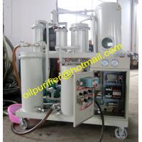Quality vacuum lube oil purification machine, oil filtration plant, for stream turbine, hydraulic wholesale