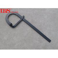 China Steel Forged Concrete Formwork Clamps , Masonry Building Clamps Rust Proof on sale