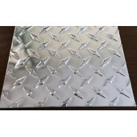 China Customized Aluminium Checker Sheet With High Brightness ISO9001 Approval on sale