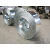 Quality chromated / oiled G40 - G90, ASTM A653, JIS G3302 Hot Dipped Galvanized Steel Strip wholesale