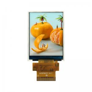 Quality Rgb Spi Interface 2.8 Inch Tft Lcd Panel 240*320 Bit 300cd/m2 wholesale