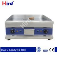China CE Electric griller Chrome griddle vs steel for Hotel kitchen equipment WG-600D on sale