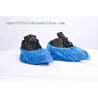 Quality Shield CPE shoe covers anti-slip Overshoes wholesale
