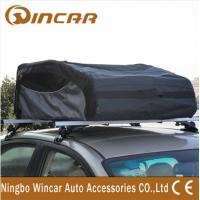 Quality 4x4 Oxford fabric Roof Top Cargo Bag / roof top storage bag for car wholesale