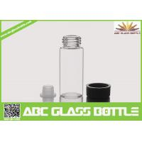 Quality Hot Sale 2ml Glass Vial With Stopper And Lid 3ml 5ml wholesale