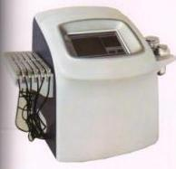 China Fat Vacuum Cavitation Ultrasound Body Slimming Machine For Cellulite Reduction on sale