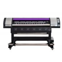 Quality 6 Feet Eco Solvent Printing Machine , Sublimation Printer Plotter For Heat Transfer Paper wholesale