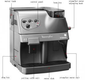 Quality Brand SAECO Automatic Electric Coffee Machine coffe machine automatic wholesale