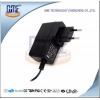 Quality AC DC Universal Adapter European Plug 47Hz - 63Hz Input Frequency wholesale