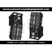 "Quality Dual 5"" 8ohm 230W Mini Line Array Speaker For Fixed Installation In Conference, Pub, Auditoria wholesale"