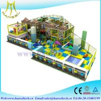 Quality Hansel good sell soft playground kids party equipments indoor and outdoor wholesale