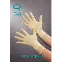 Quality Medium latex gloves that can be bought on the Internet with a good quality of a latex material wholesale