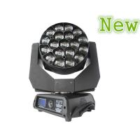 Quality Big-Eye 19 X 15W RGBW LED Moving Head Wash Light With DMX512 wholesale