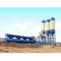 Quality High quality high efficiency electric hzs25 concrete mixing plant wholesale