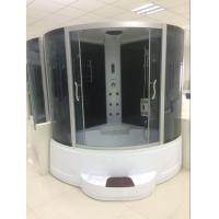 Cheap 150 X 150 X 220cm Complete Shower Enclosures Steam Room Double Shower Cabin With for sale
