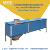 Quality 5 - Layer Semi Automatic Drawer Type Magnetic Separator For Grinding Machine wholesale